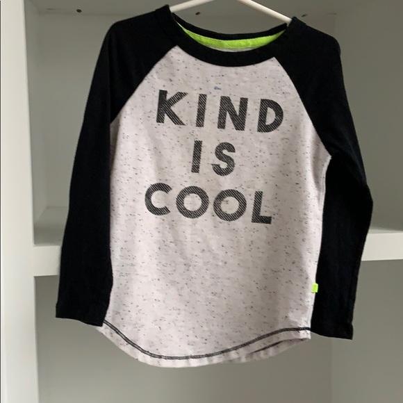 a920962e2 Target Shirts & Tops   Kind Is Cool Unisex Shirt   Poshmark